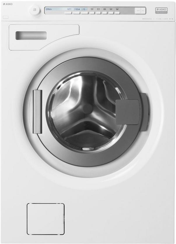 ASKO Pro Series™ Front Load Washer-White-W8844XLW