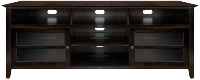 Bell'O® Dark Espresson Audio/Video TV Stand-WAVS99175