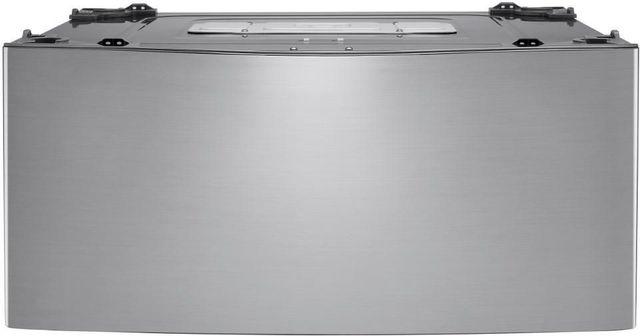 LG SideKick™ Graphite Steel Pedestal Washer-WD200CV