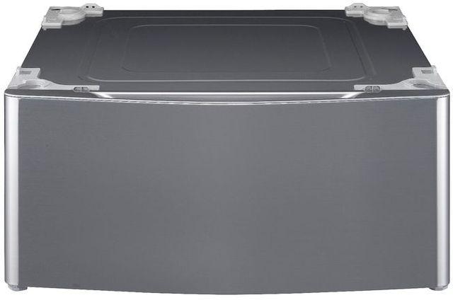 "LG 29"" Graphite Steel Laundry Pedestal-WDP5V"