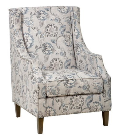 Jofran Inc. Accent Chairs Westbrook Chair-WESTBROOK-CH-SLATE