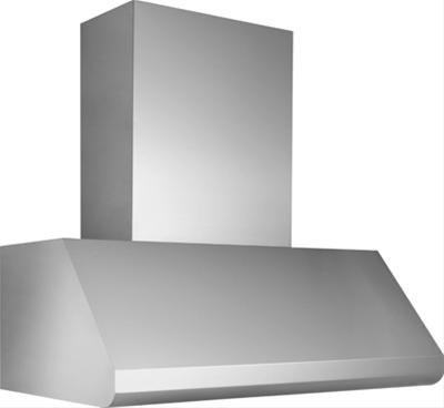 "Best Emperor 36"" Pro Style Ventilation-Stainless Steel-WPD39M36SB"