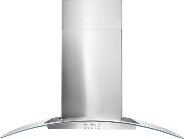 "KitchenAid® 36"" Stainless Steel Wall Mount Range Hood-WVW51UC6FS"