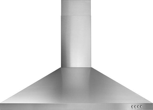 "KitchenAid® 36"" Stainless Steel Wall Mount Range Hood-WVW53UC6FS"