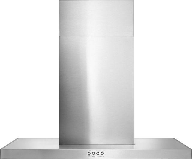 "Amana® 30"" Stainless Steel Wall Mount Flat Range Hood-WVW57UC0FS"