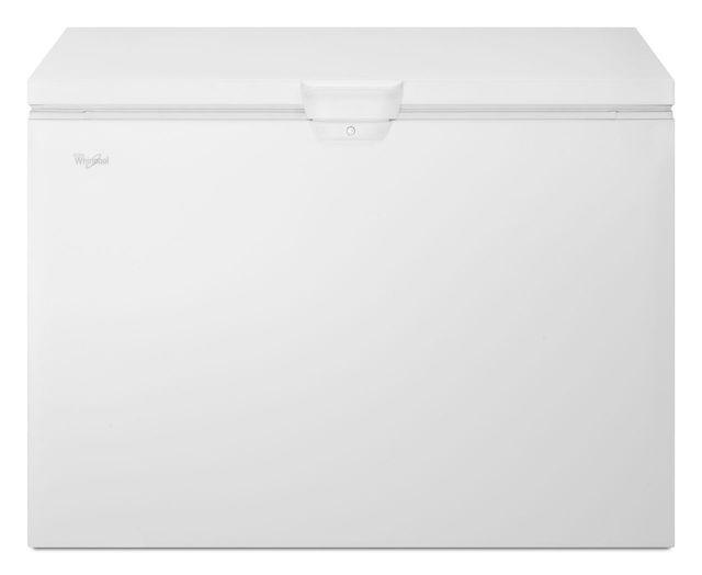 Whirlpool® 15 Cu. Ft. Chest Freezer-White-WZC3115DW