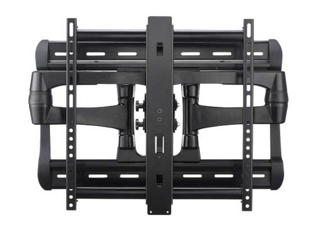 Sanus® HDpro™ Series Black Full-Motion Dual Extension Arms Wall Mount-XF228-B1