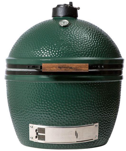 Big Green Egg® XLarge Charcoal Free Standing Grill-Green-XLHDA