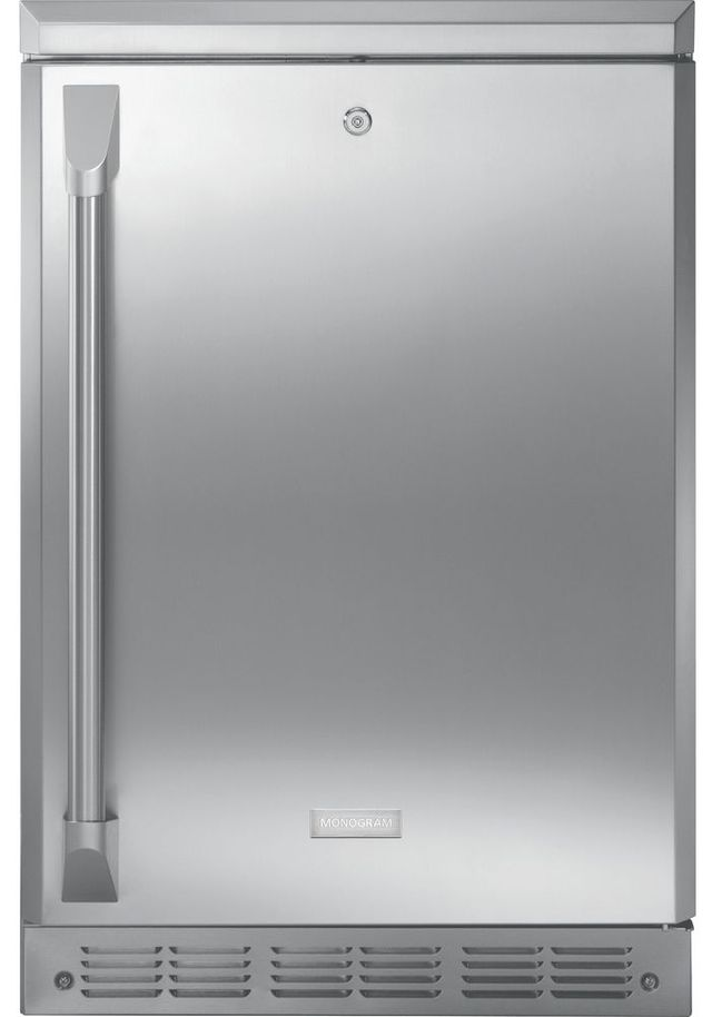 Monogram® Outdoor Refrigerator-Stainless Steel-ZDOD240HSS