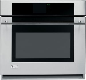 """Monogram® 30"""" Electric Single Oven Built In-Stainless Steel-ZET1RMSS"""