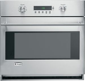 """Monogram® 30"""" Electric Single Oven Built In-Stainless Steel-ZET1SMSS"""