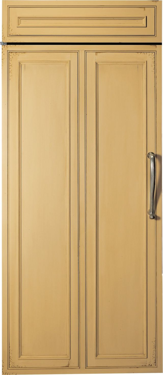 Monogram® 22 Cu. Ft. Built-In All Freezer-Panel Ready-ZIF360NHLH