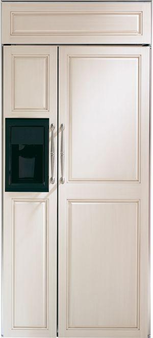 "Monogram® 36"" Built-In Side-by-Side Refrigerator-ZISB360DX"
