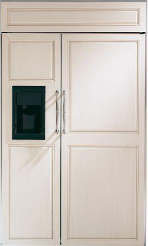 GE Monogram Built In Refrigerator - ZISB480DX