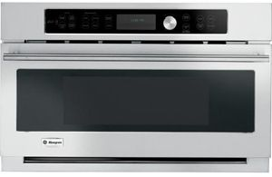 """Monogram® 30"""" Electric Single Oven Built In-Stainless Steel-ZSC1201NSS"""