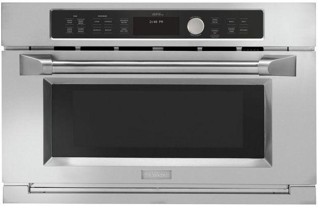 """Monogram® 30"""" Built-In Oven-Stainless Steel-ZSC1202JSS"""