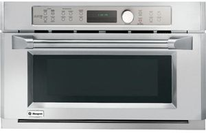 """Monogram® 30"""" Electric Single Oven Built In-Stainless Steel-ZSC1202NSS"""
