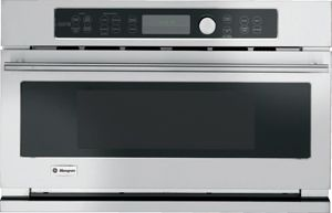 """Monogram® 30"""" Electric Single Oven Built In-Stainless Steel-ZSC2201NSS"""