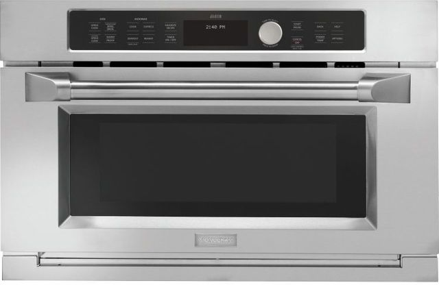 """Monogram® 30"""" Built-In Oven-Stainless Steel-ZSC2202JSS"""