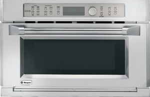 """Monogram® 30"""" Electric Single Oven Built In-Stainless Steel-ZSC2202NSS"""