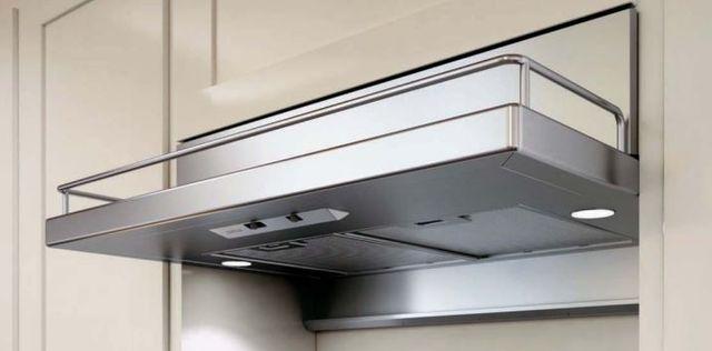 "Zephyr Essentials Europa Terazzo 30"" Under Cabinet Hood-Stainless Steel-ZTE-E30AS290"