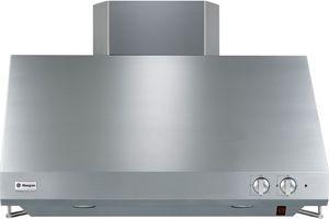 "Monogram® 36"" Professional Wall Ventilation-ZV36SSFSS"