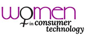 Women in Consumer Technology logo