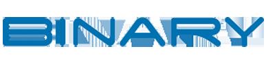 Binary logo