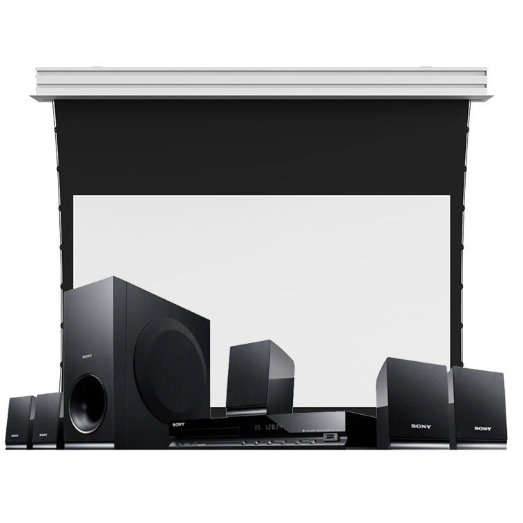 Home Theater Rooms