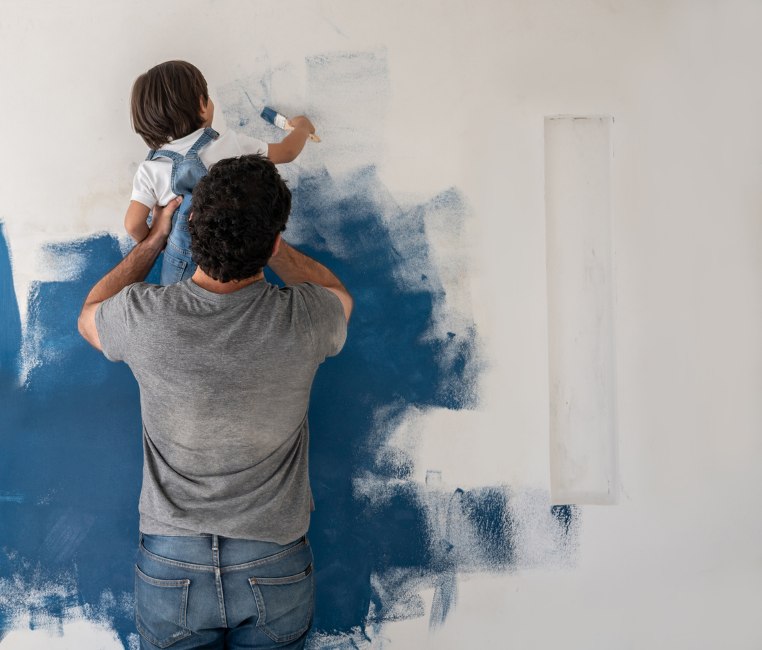 eco friendly wall paint safe for the family