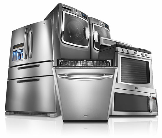 Group of Appliances