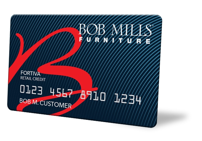 Furniture and Mattress Financing. 7 Months to Pay! Bob Mills
