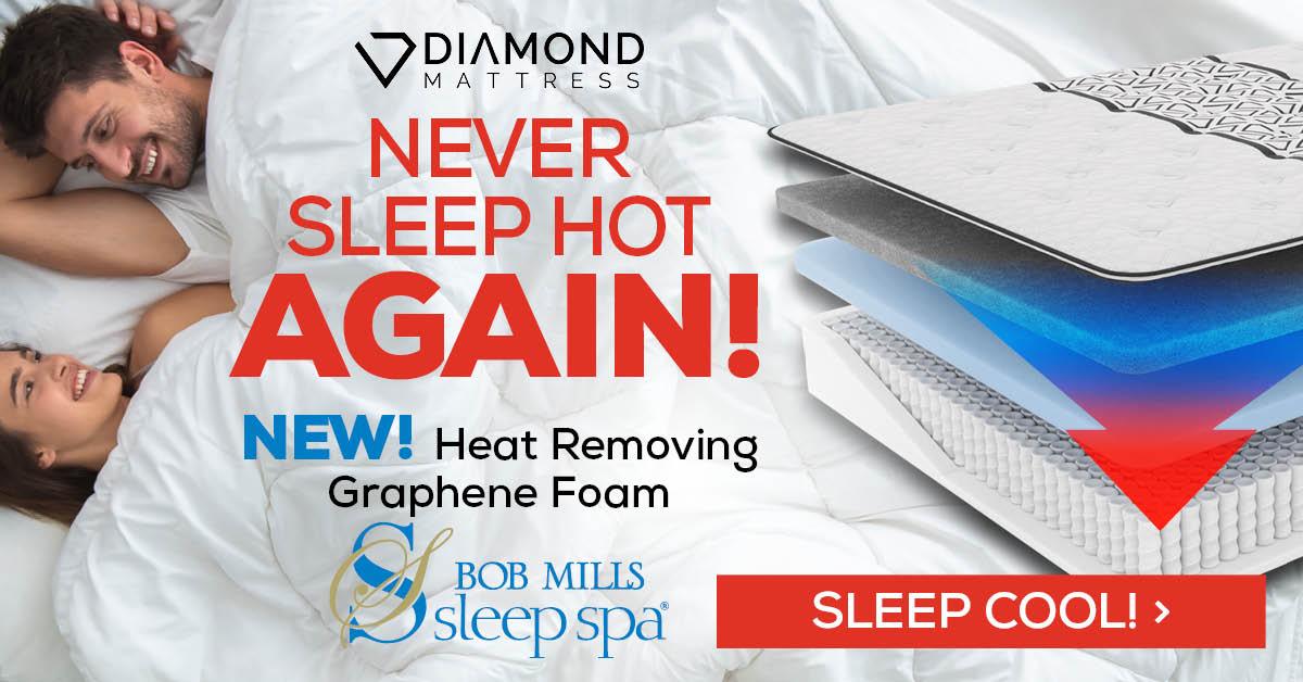Never Sleep Hot Again