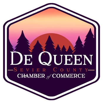 DeQueen Chamber of Commerce logo
