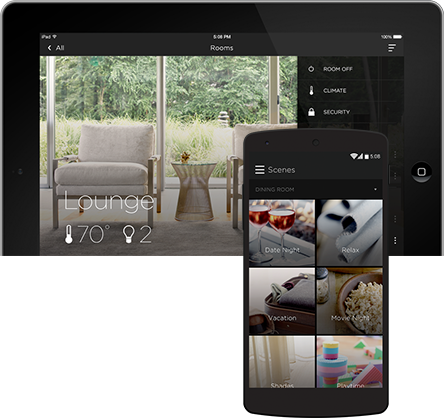 The Savant App Designed for the Way You Live
