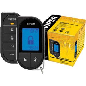 Remote Start & Car Alarms