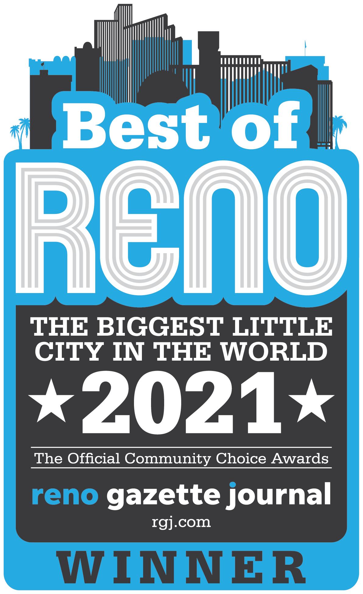 Best of Reno 2021