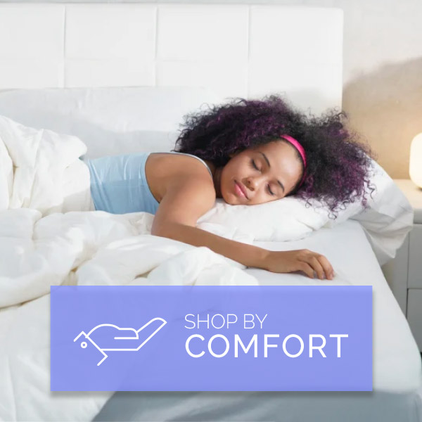 Shop by comfort