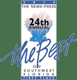 2014 Best of Southwest florida Award