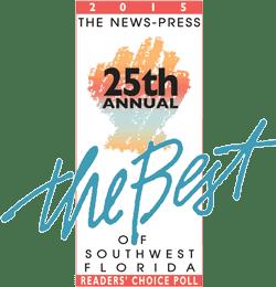 2015 Best of Southwest florida Award