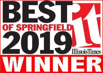 Best of Springfield 2019 Winner