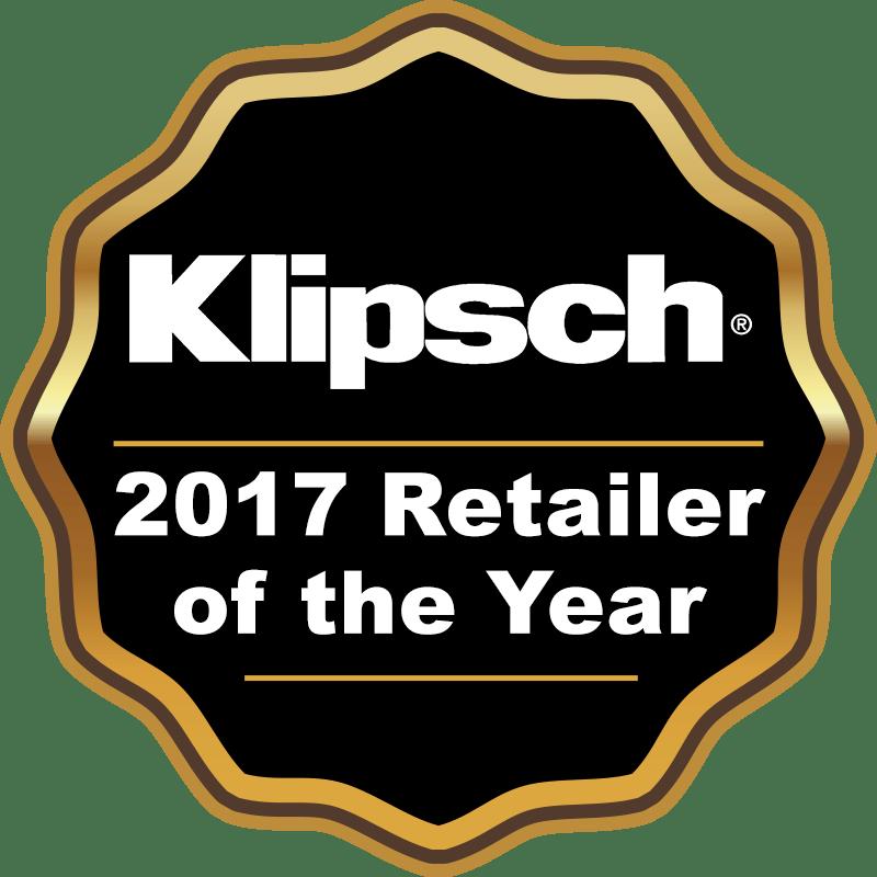 Klipsch 2017 Retailer of the Year