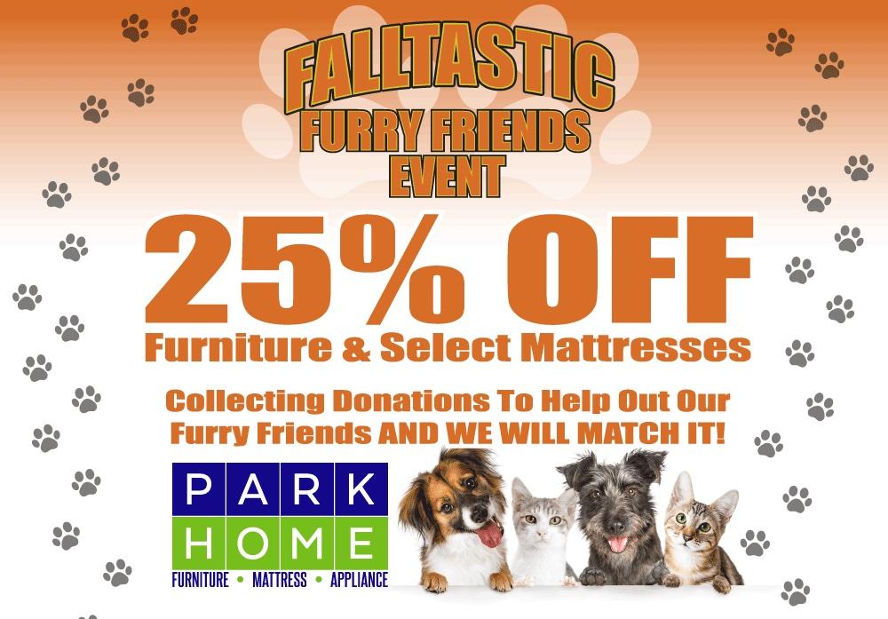 Falltastic Furry Friends Event