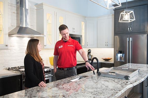 Appliance Center Customer Service Photo