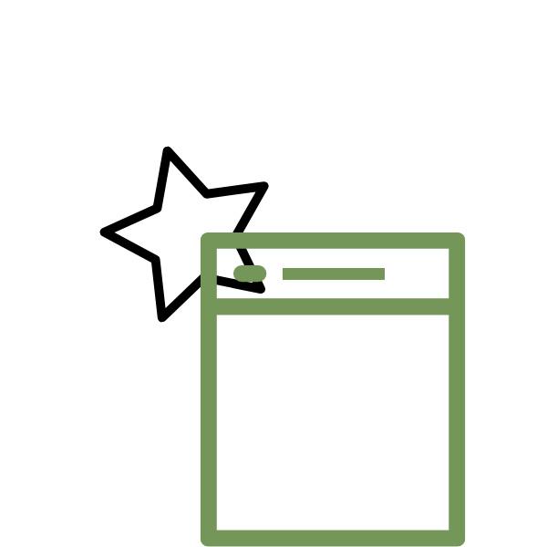 Dishwashers icon