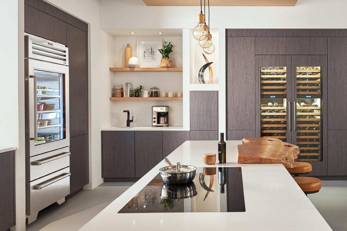 Subzero Kitchen