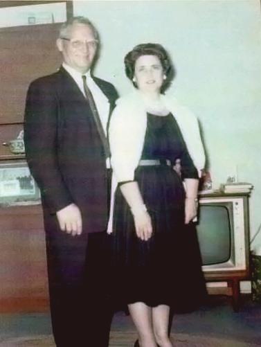 Bud and Avis Idler 1961