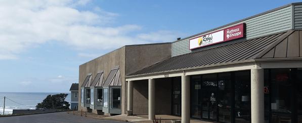 Newport Storefront
