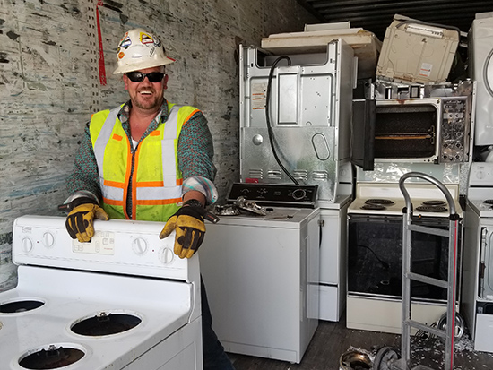 Appliance Recycling