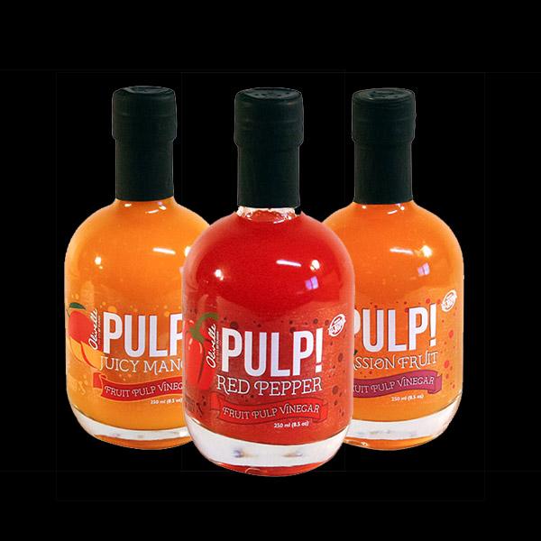 Pulps & Glazes